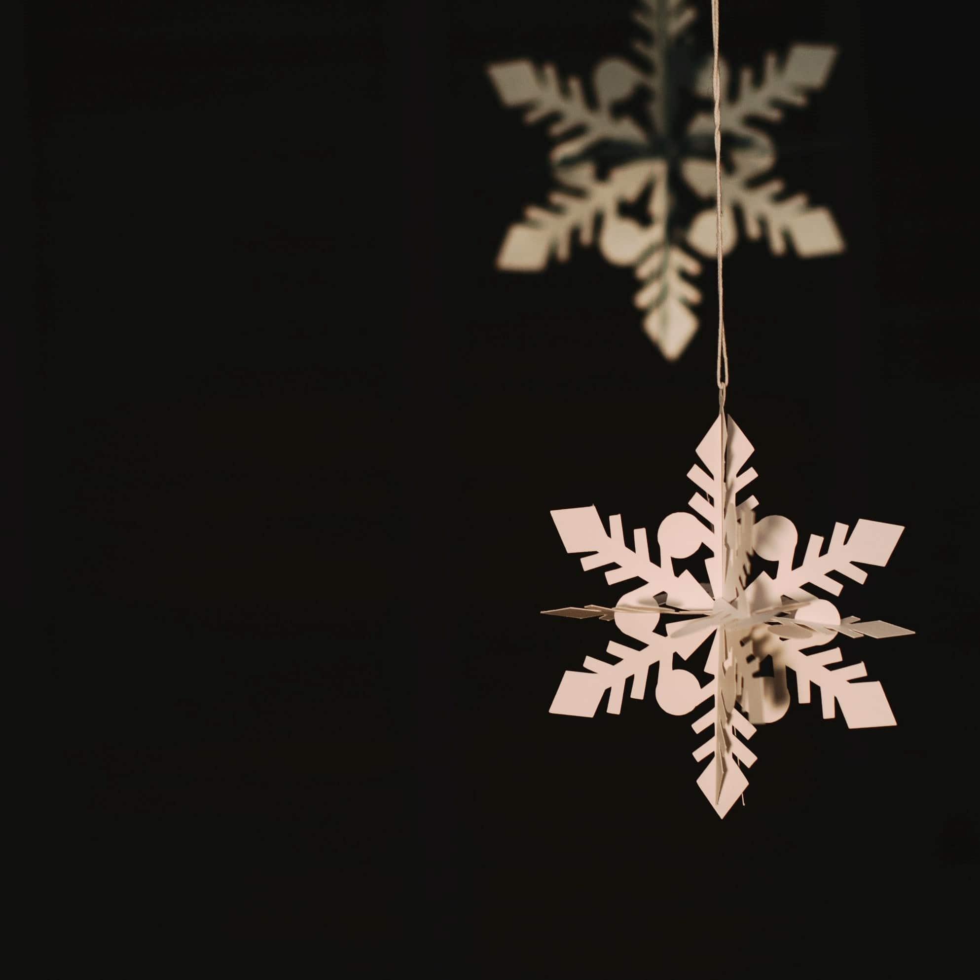 the joy of a simple Christmas